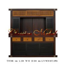 Шкаф для ТВ TVCSR-LM