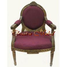 Кресло h104см L65 w54см