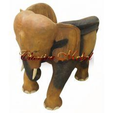 """Кресло """"Слон"""" h 75см d 65см"""