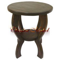 Столик круглый большой h61см d50см