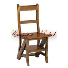 Библиотечная лестница-стул PLS 90