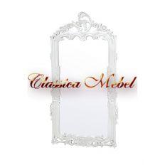 Зеркало GM-E010-HAC-B (белый)