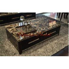 Кофейный столик HM-AL-0915
