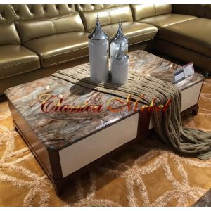 Кофейный столик HM-AL-0916