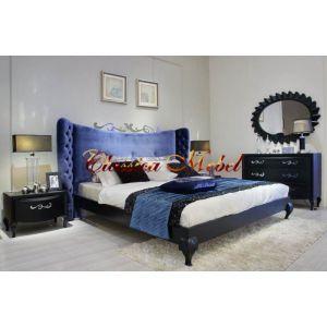 Кровать HM-620185 (белая 162 см)