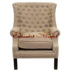 Кресло Teas brown