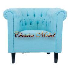 Кресло Swaun turquoise