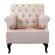 Кресло Kaniel beige