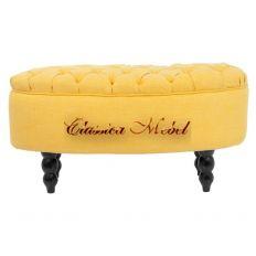 Пуф Wattley yellow