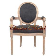 Кресло Diella black