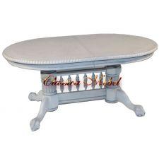 Обеденный стол MK-1104-WS (раскладной)