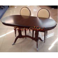 Обеденный стол MK-1238-TB (раскладной)