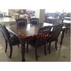 Обеденный стол MK-4501-LW (раскладной)