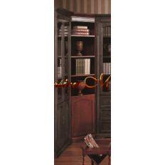Книжный стеллаж угловой MK-1736-DN