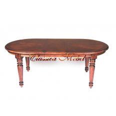 Обеденный стол MK-1103-GG (раскладной)