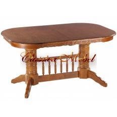 Обеденный стол MK-1111-GD (раскладной)