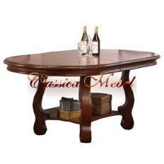 Обеденный стол MK-1126-HG (раскладной)