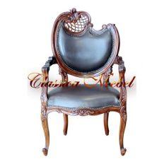 Кресло PAC 53L/R (кожа)