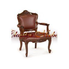 Кресло PAC 51 (кожа)