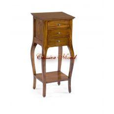 Столик с 3-мя выдвижными ящиками