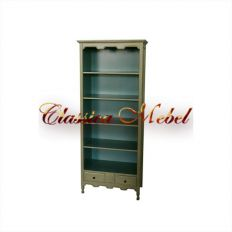 Шкаф книжный WW-14071