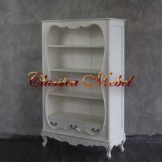 Шкаф книжный WW-20731