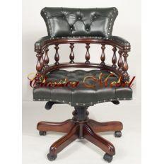 Кабинетное кресло 12027 Green