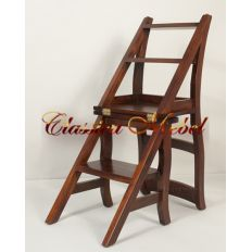 Библиотечная лестница-стул CH-LS