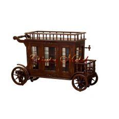 Сервировочный стол-карета DTTEW-M